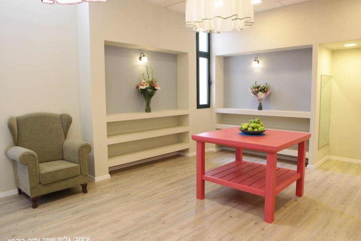 עיצוב חדר כושר לנשים