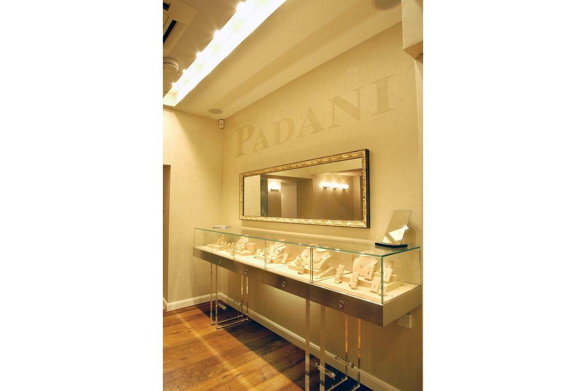 עיצוב חנות תכשיטים פדני
