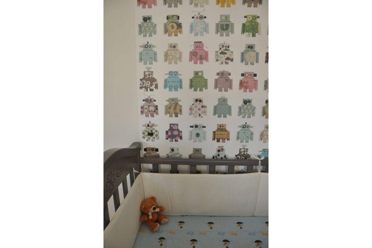 טפט בחדר ילדים