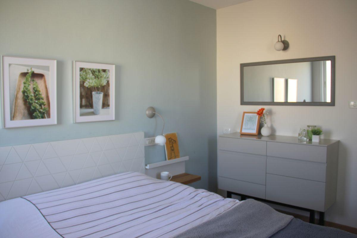 עיצוב חדר שינה רגוע