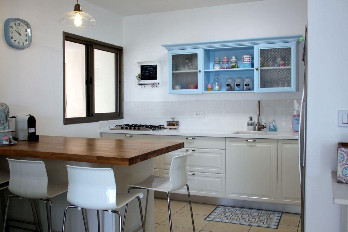 עיצוב מטבח בסגנון כפרי