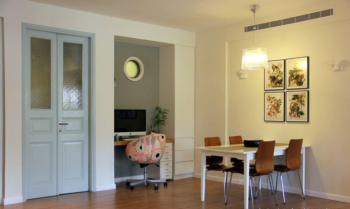 דירה צבעונית וקסומה