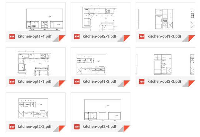 אלטרנטיבות לתכנון מטבח