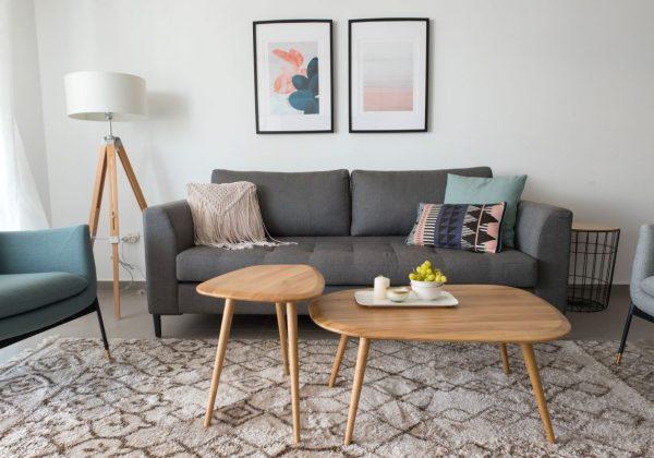 כמעט כמו תכנית ריאליטי: עיצוב דירה בהפתעה