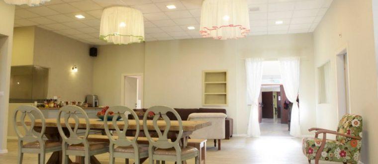 עיצוב חדר כושר וסטודיו לנשים