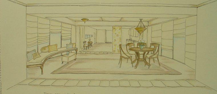 איך (כמעט) עצבתי בית לאוליגרך רוסי