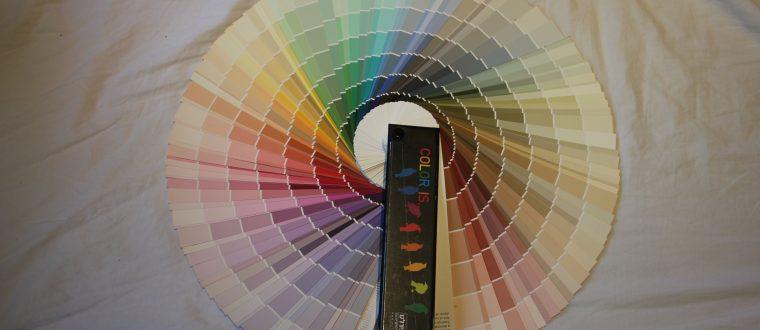 איך לבחור צבעים לבית