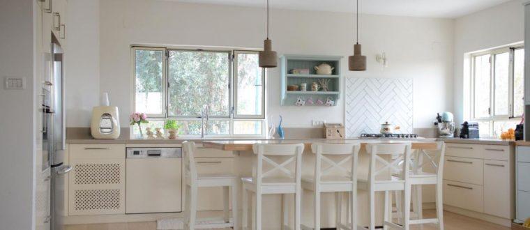 5 טיפים לעיצוב מטבח